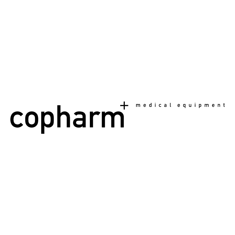 Copharm Medical Equipment vector