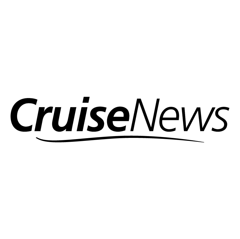 Cruise News vector logo