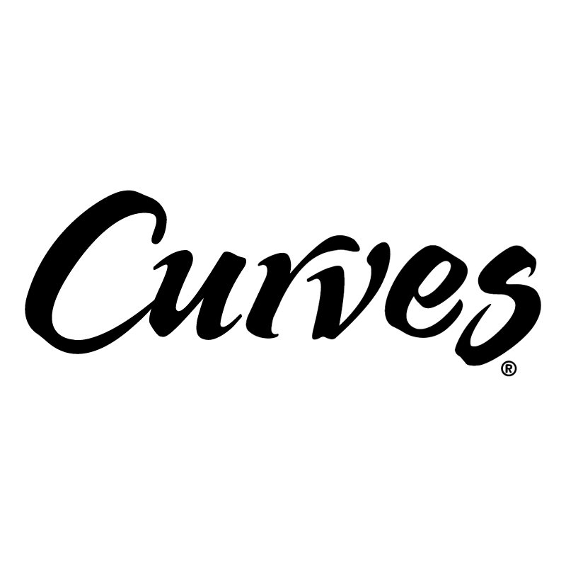 Curves vector logo