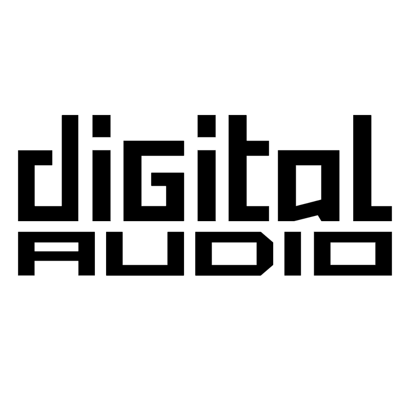 Digital Audio vector logo