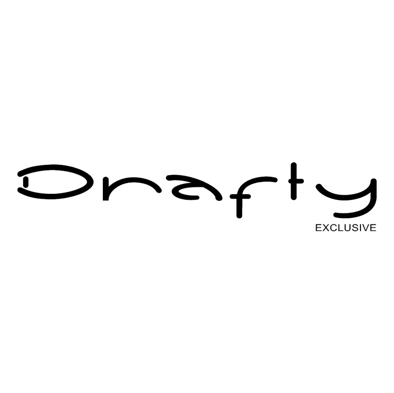 Drafty vector logo