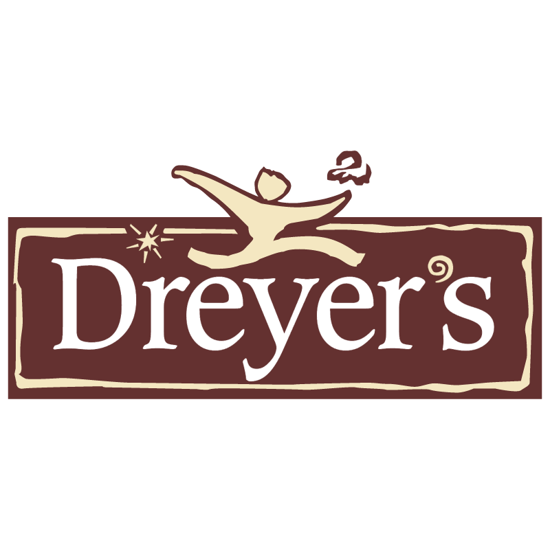 Dreyer's Grand vector logo