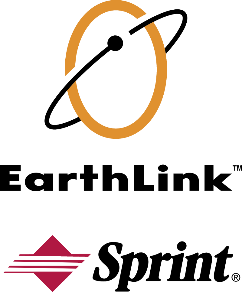 Earthlink Sprint vector logo