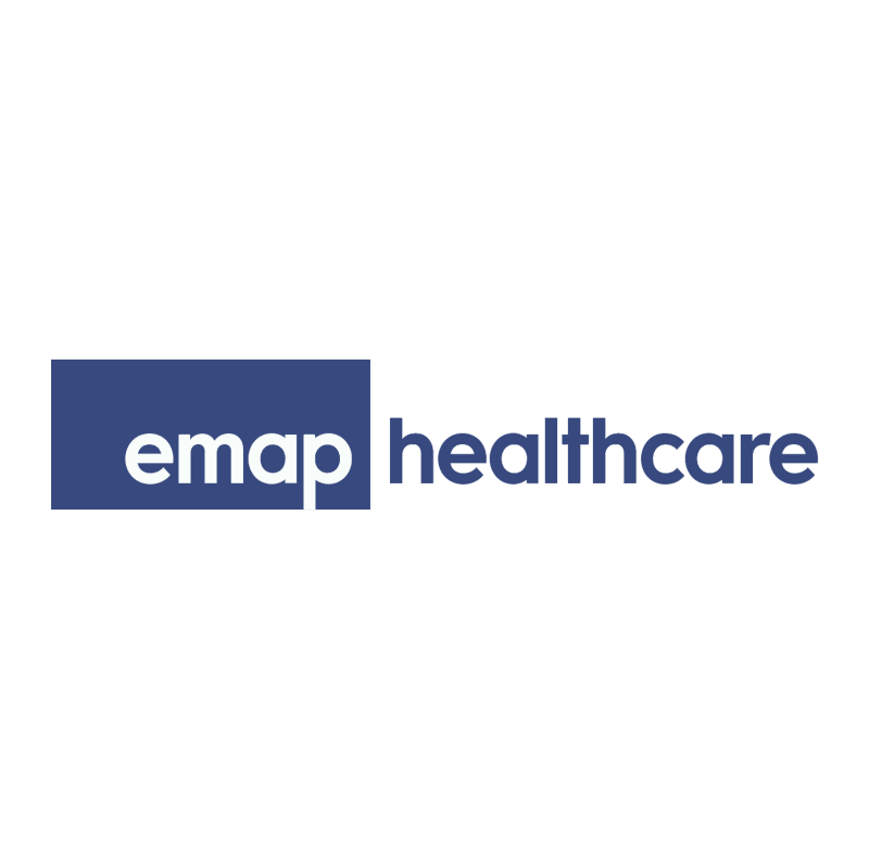 Emap Healthcare vector