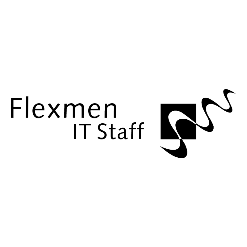 Flexmen IT Staff vector
