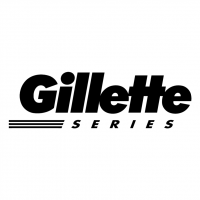 Gillette Series vector