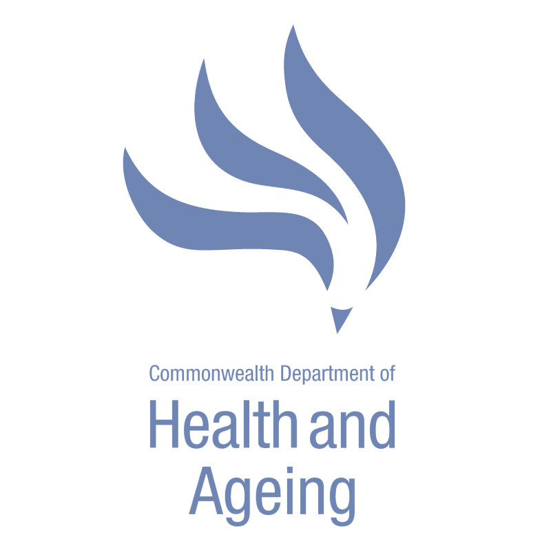 Health and Ageing vector logo