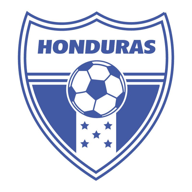 Honduras Football Association vector logo