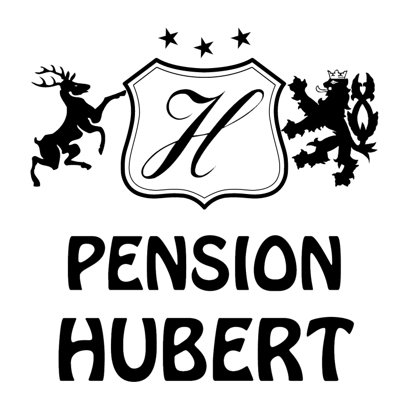 Hubert Pension vector
