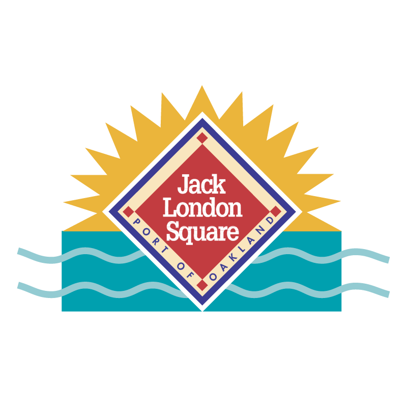 Jack London Square Marketing vector