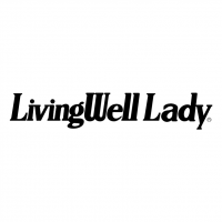 LivingWell Lady vector