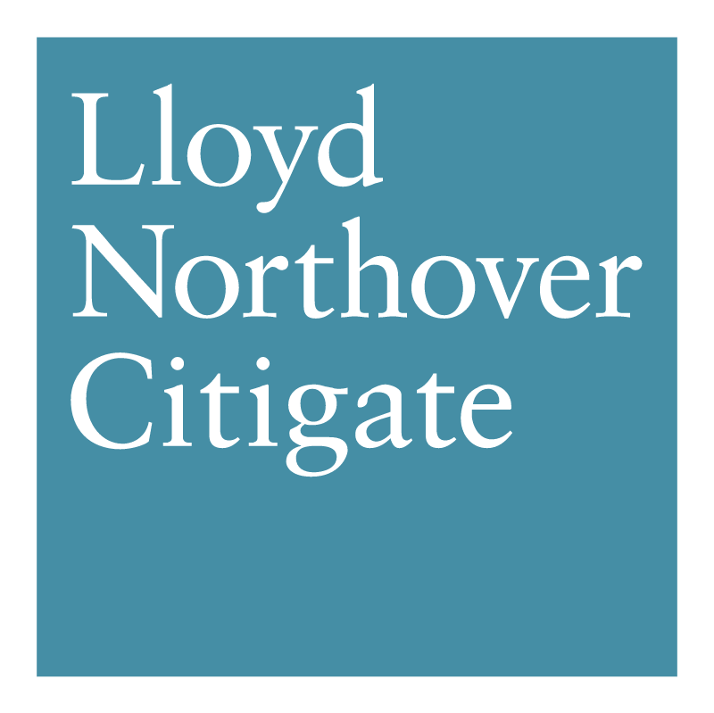 Lloyd Northover Citigate vector logo
