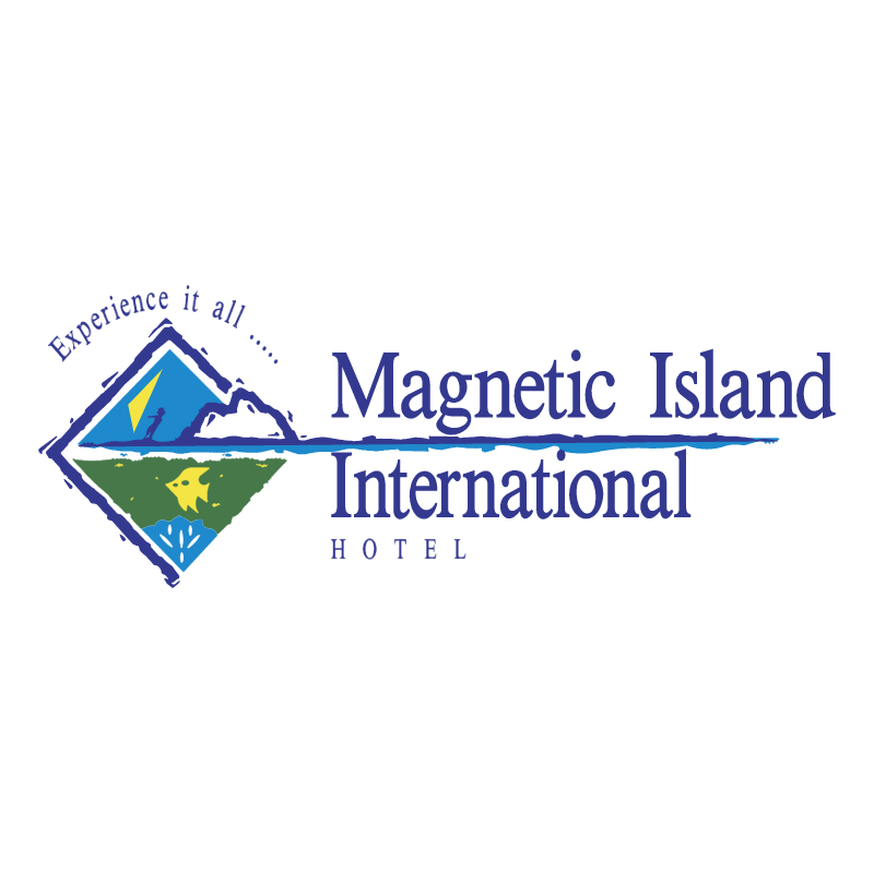 Magnetic Island International vector