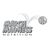 March Madness Nutrition vector