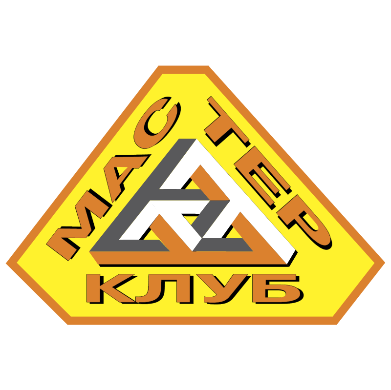 Master Club vector logo