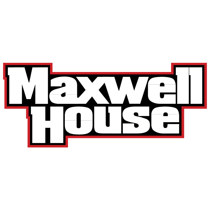 Maxwell House vector logo