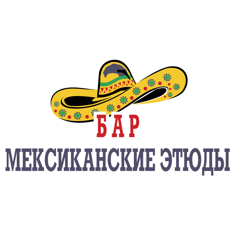 Mexikanskie Etudy vector logo