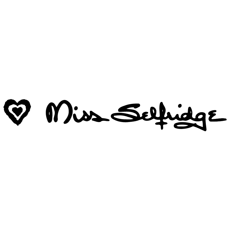 Miss Selfridge vector