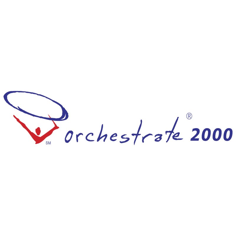 Orchestrate vector logo