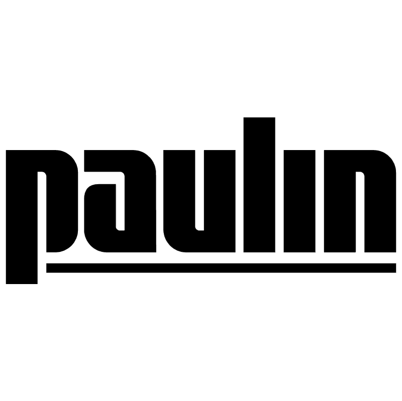 Paulin vector logo