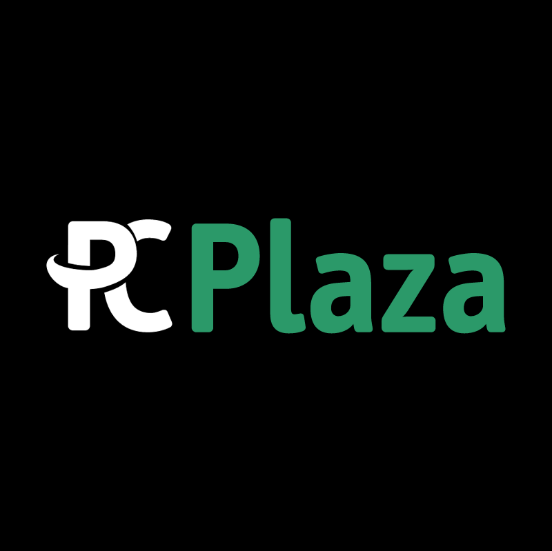 PC Plaza vector logo