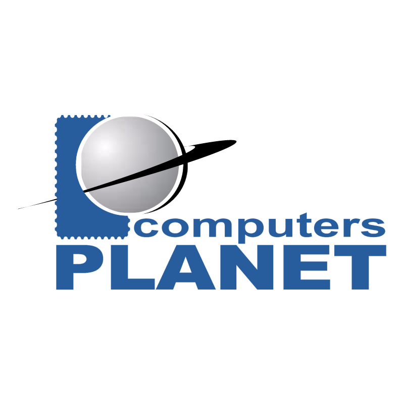 Planet Computers vector logo