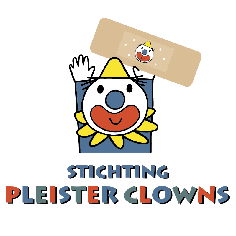 Pleister Clowns vector