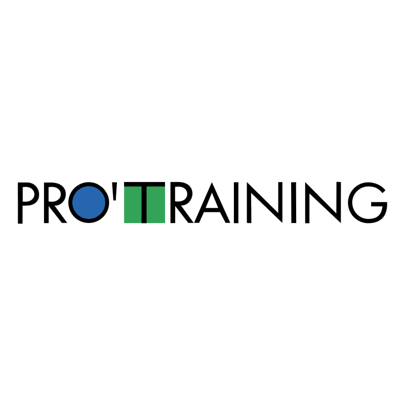 Pro'Training vector