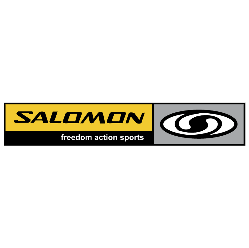 Salomon vector logo