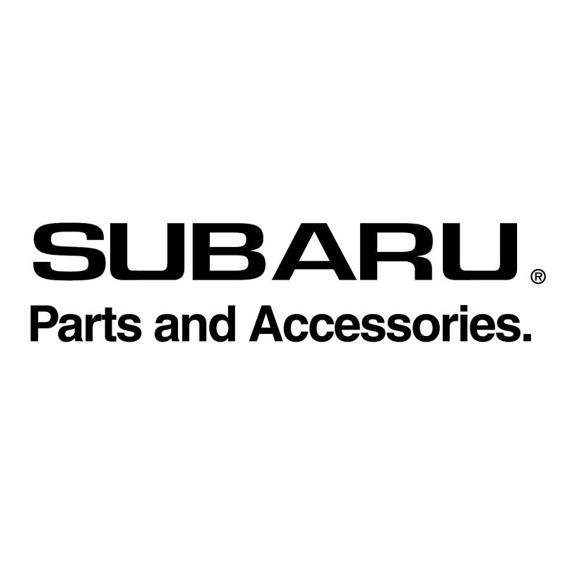 Subaru Parts and Accessories vector