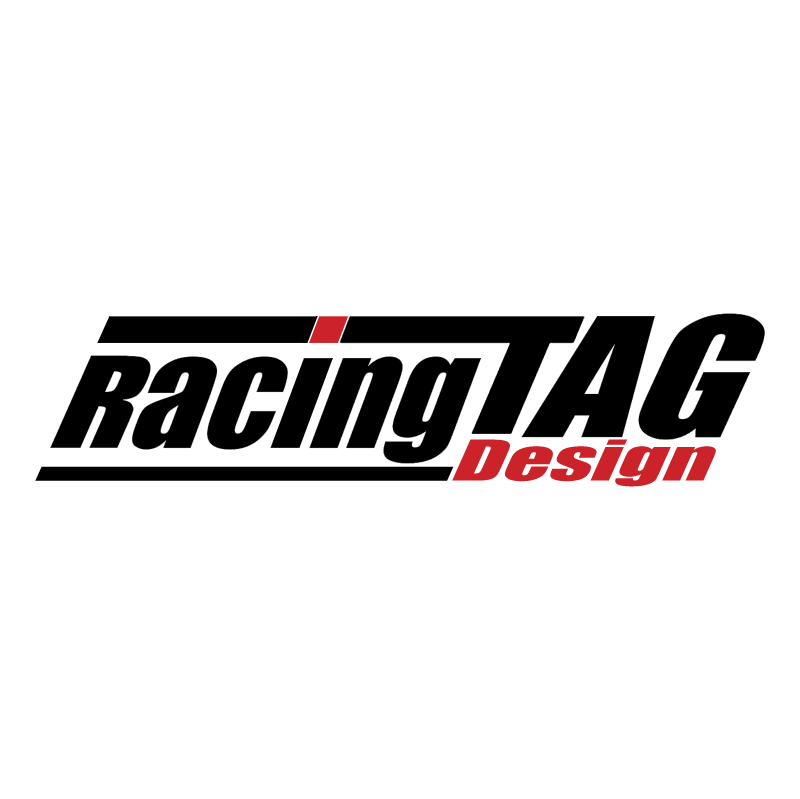 TAG Design Racing vector logo