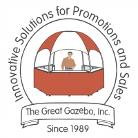The Great Gazebo vector