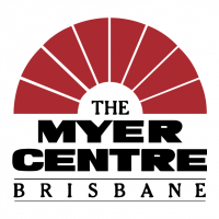 The Myer Centre Brisbane vector