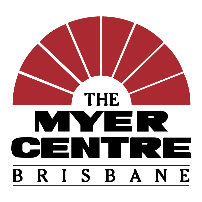 The Myer Centre Brisbane vector logo