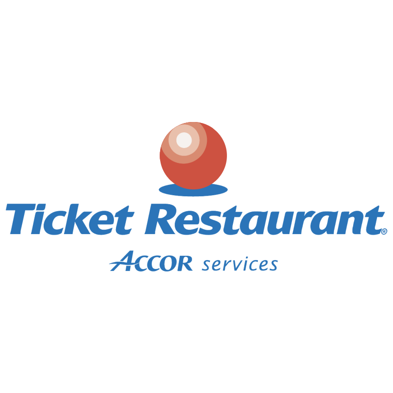 Ticket Restaurant vector