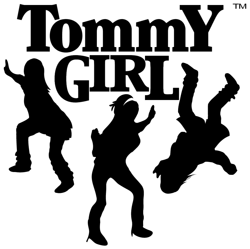 Tommy Girl vector