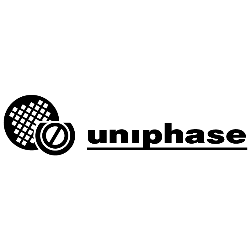 Uniphase vector logo