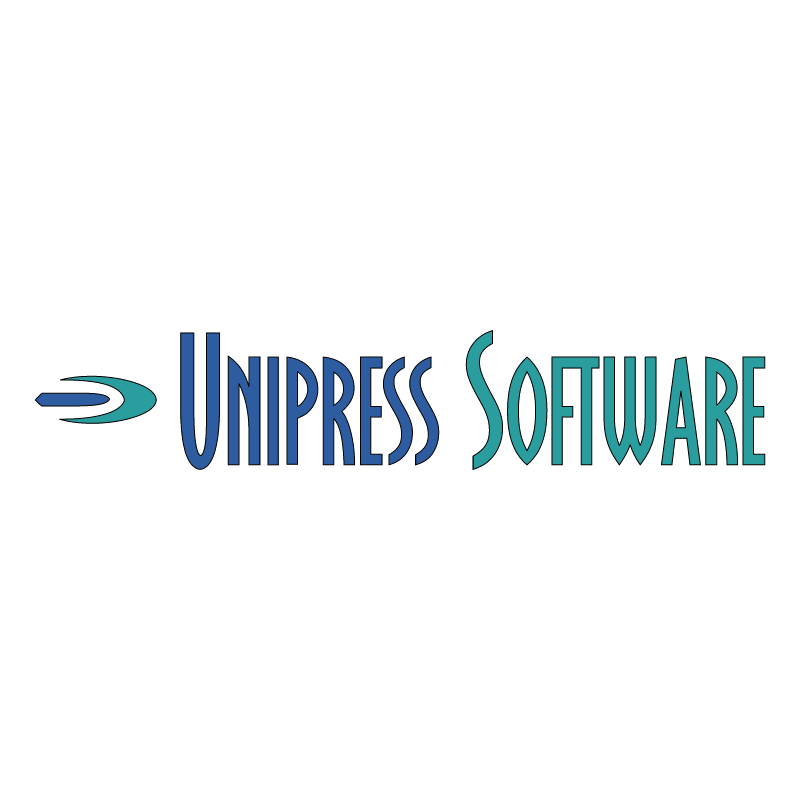 Unipress Software vector logo