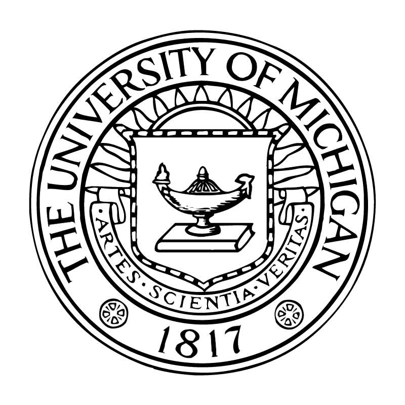 University of Michigan vector