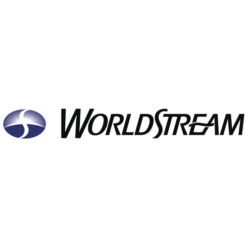 WorldStream vector logo