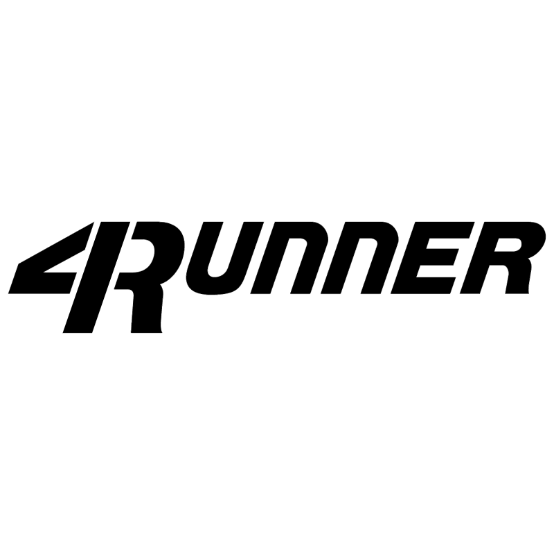 4runner vector logo
