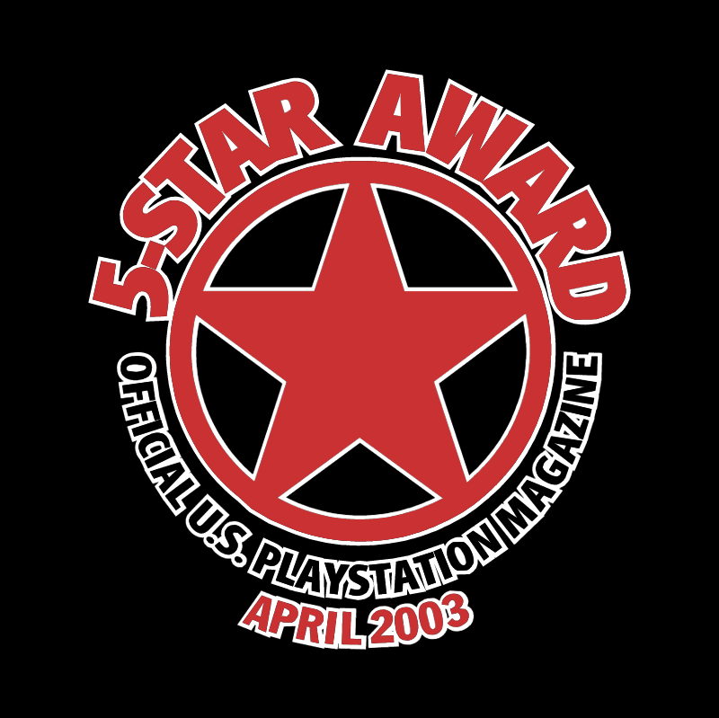 5 Star Award vector