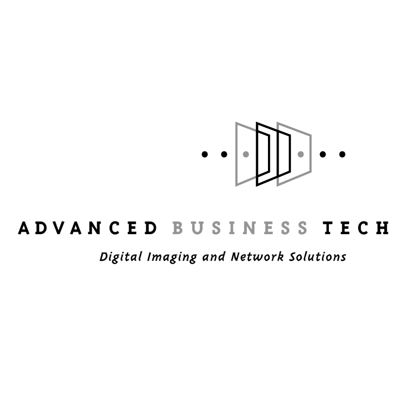 Advanced Business Tech vector