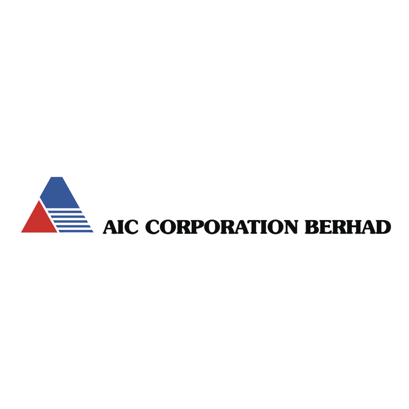 AIC Corporation vector logo