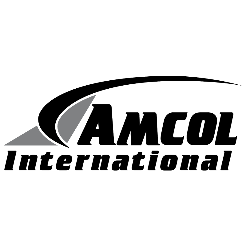 Amcol International vector logo