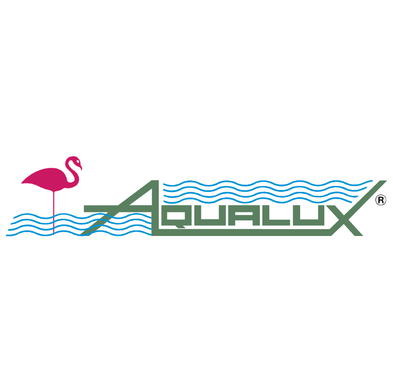 Aqualux vector logo