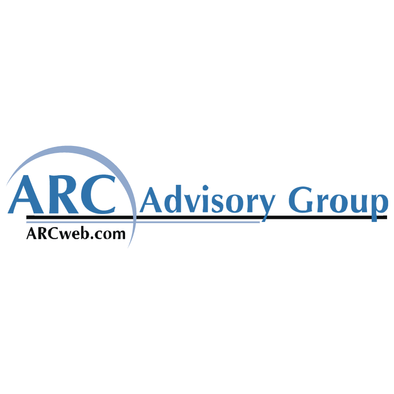 ARC Advisory Group 35833 vector