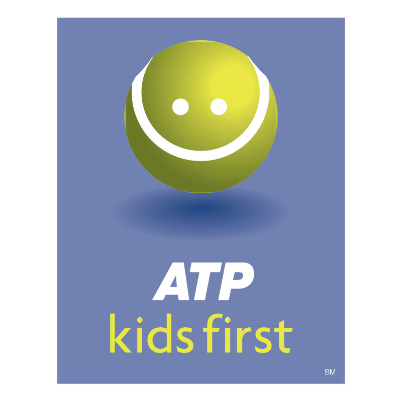 ATP kids first logo