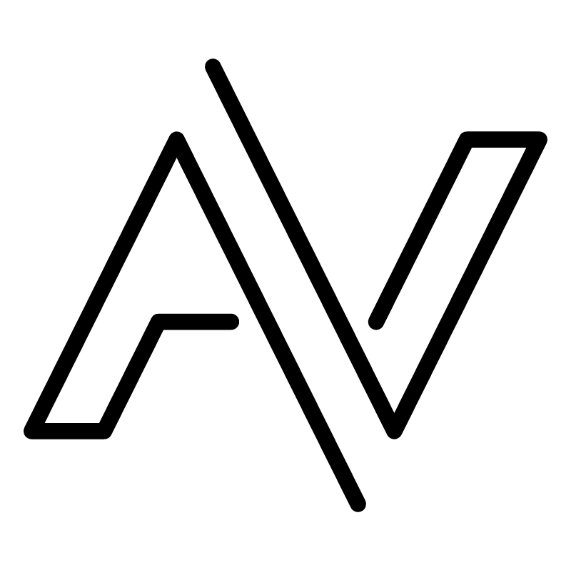 AV Bros vector logo
