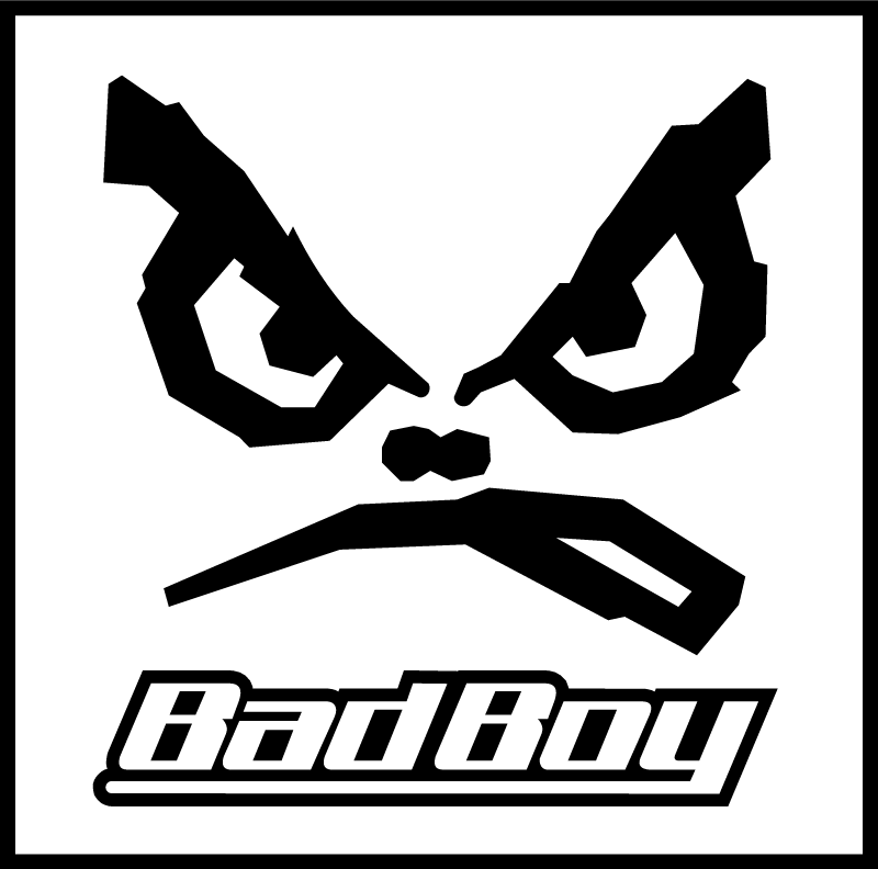 Bad Boy2 vector logo
